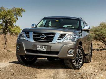 Модель оснащается прежним 5,6-литровым V8.