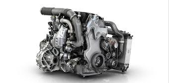 По мнению представителей Renault, по своей производительности двигатель сравним с дизелями объемом 2 литра.