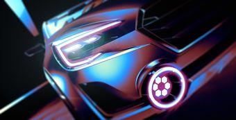 Концепт станет логическим продолжением прежних прототипов Viziv и Viziv Evolution.