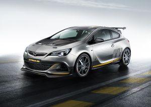 Opel привезет на Женевский автосалон хэтч Astra OPC Extreme