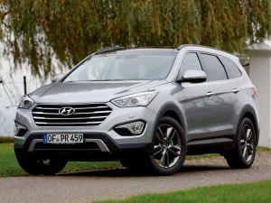 Базовый вариант Hyundai Grand Santa Fe cтал дешевле на 200 тысяч рублей