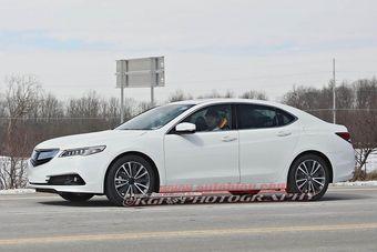 Модель заменит в линейке Acura седаны TSX и TL.