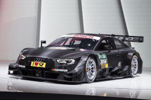 Компания Audi обновила купе RS5 для чемпионата DTM