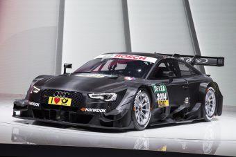 Прототип на базе Audi RS5 для гонок текущего сезона получил доработки в аэродинамике и подвеске.