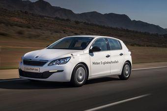 Расход топлива тестового Peugeot 308 с 1,2-литровым турбомотором PureTech e-THP составил 2,85 л/100 км.