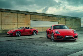 Официальная премьера GTS-исполнений Boxster и Cayman состоится в апреле на автосалоне в Пекине, а в продажу автомобили поступят в мае.