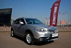 На российский рынок выходит новый китайский автопроизводитель — Brilliance