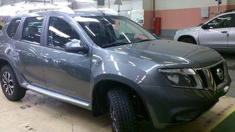 По информации авторов снимков, продажи товарной версии Nissan Terrano начнутся в России летом 2014 года.