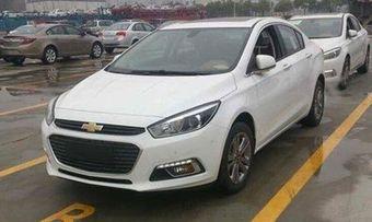 Официальный дебют модели должен состояться в конце апреля на автосалоне в Пекине.