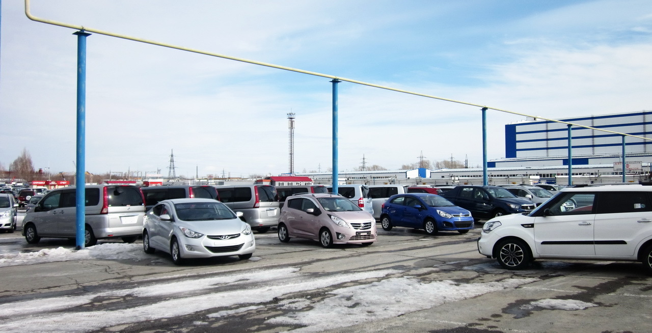 Автобазар новосибирск с фото