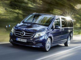 На российском рынке V-Class будет комплектоваться двумя версиями 2,1-литрового турбодизеля — с отдачей в 163 и 190 л.с. соответственно.