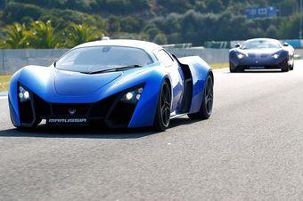 До недавнего времени в компании работало около 20 человек, которые были задействованы в проекте Marussia B2.