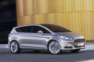 Ford представил компактвэн S-Max Vignale