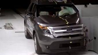 Лишь две модели из девяти протестированных смогли получить общую высокую оценку. Остальные автомобили подвели деформации силовой структуры кузова и некорректная работа подушек безопасности.