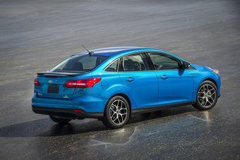 Впервые на рынке США седан Focus будет предлагаться с литровым двигателем EcoBoost.