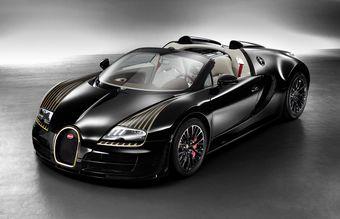 Спецверсия гиперкара, которая будет выпущена в количестве всего трех экземпляров, посвящена первому спорткару Bugatti, имевшему допуск на дороги общего пользования — Bugatti Type 18 «Черная Бесс», выпускавшемуся с 1912 по 1914 годы.