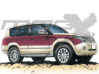Серийная версия автомобиля получит четырехцилиндровый ДВС, расположенный спереди, и электромотор с литий-ионным аккумулятором, находящийся в задней части внедорожника.