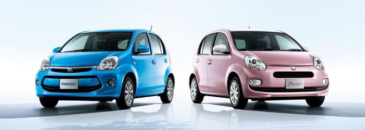 Toyota обновила хэтчбек Passo