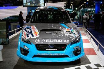 До конца года Subaru представит еще один спортивный болид, который примет участие в чемпионате США по ралли.