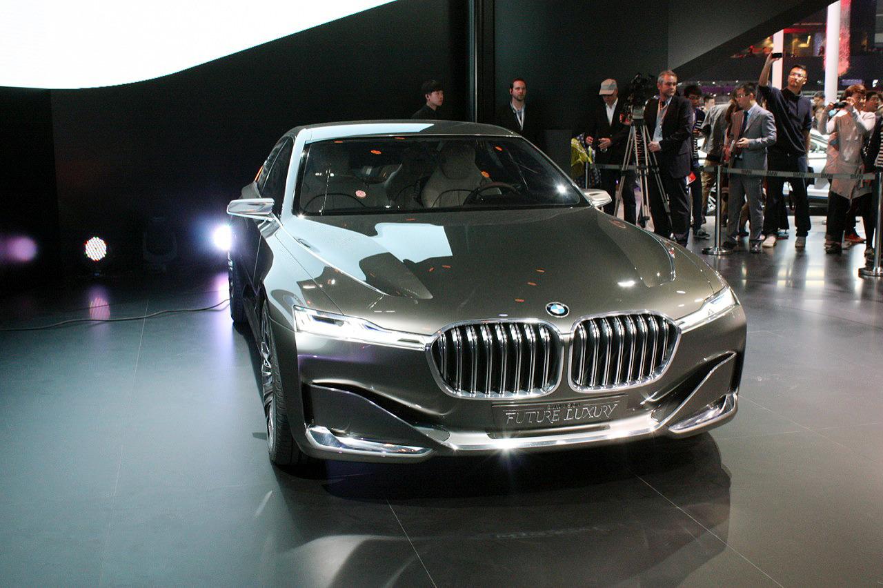 бмв концепт автосалон пекин2014 года новая модель фото цена