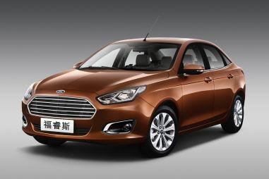 Пекин-2014. Ford возродил название Escort для китайского рынка