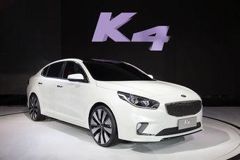 Новый седан будет производиться и продаваться в Китае, где займет нишу между моделями K3 (Cerato) и K5 (Optima).