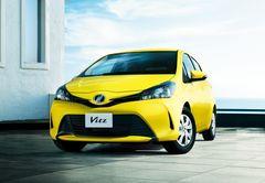Новость о Toyota Vitz