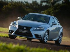 Новость о Lexus IS200