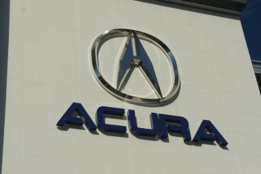 В России стартовали продажи автомобилей Acura