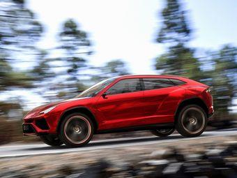 Автомобиль использует платформу VW MLB, которая также станет основой для Porsche Cayenne следующего поколения.