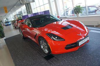 Corvette — автомобиль нетривиальный и потому пока для России выделено всего 10 автомобилей