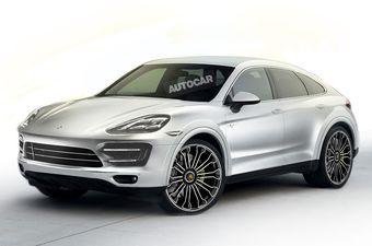 Новинка войдет в модельный ряд Cayenne третьего поколения и будет конкурировать с такими автомобилями, как BMW X6, Range Rover Sport и готовящимся Mercedes-Benz MLC.