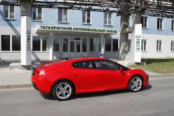 Завод будет производить несколько моделей машин, созданных на базе китайских автомобилей.