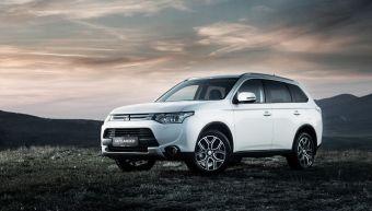 Цены на обновленный Mitsubishi Outlander начинаются с 1 289 000 рублей