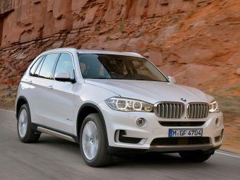 Самые мощные версии X5 (M50d и xDrive50i) будут по-прежнему поставляться с завода BMW в США.