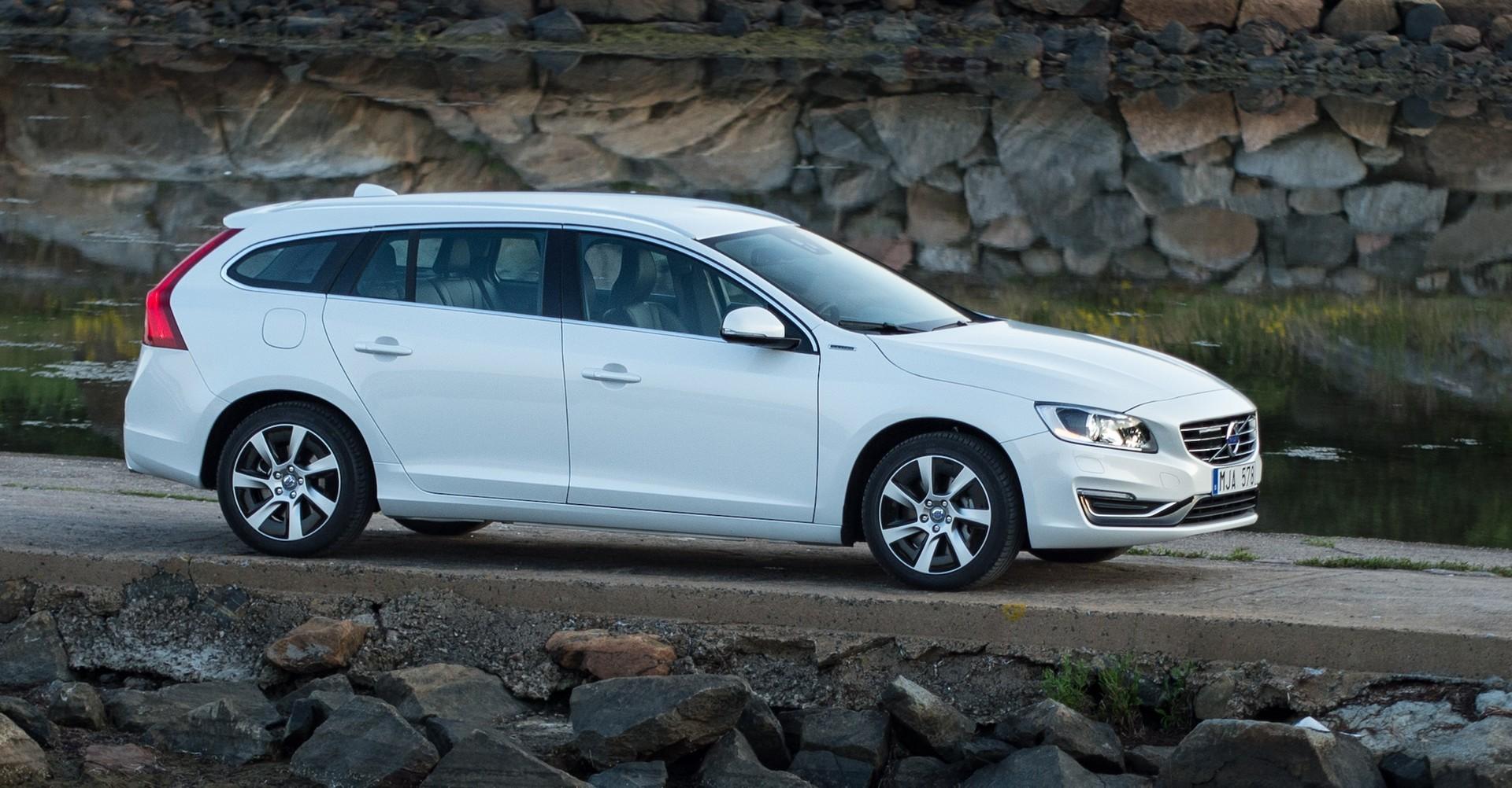Volvo готовит для России свой первый гибрид