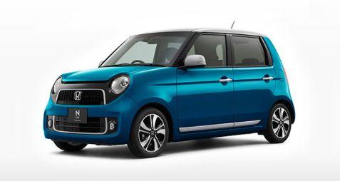 В Японии поступил в продажу обновленный кей-кар Honda N-One