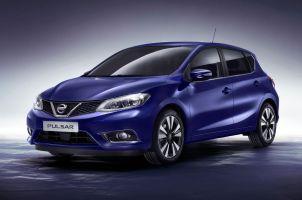 Новый Nissan Pulsar представлен официально