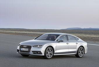 После рестайлинга A7 будет комплектоваться дизелем 3.0 TDI нового поколения. Мотор будет доступен в двух экономичных версиях Clean Diesel, отдача которых составит от 215 до 315 л.с.