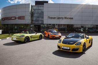 Россия является одним из трех главных рынков для Porsche Exclusive — по спросу на персонализацию с российскими покупателями сравнимы только клиенты из Ближнего Востока и Нидерландов, говорят в компании.