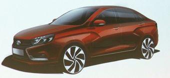Планируется, что на момент запуска Vesta будет предлагаться только с кузовом «седан». Хэтчбек также находится в разработке, но его производственные перспективы пока неизвестны.