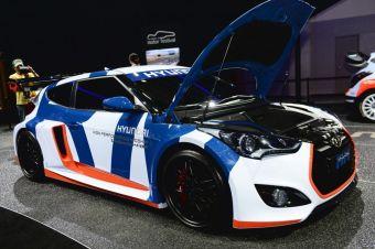 Разработкой автомобиля занимались те же специалисты, что принимали участие в создании раллийного болида Hyundai i20 WRC.