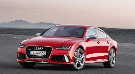 Компания Audi обновила модель RS7