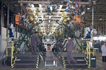 Производство моделей Infiniti под Санкт-Петербургом началось в 2012 году (сам завод функционирует с 2009 года). Для крупноузловой сборки машин была выделена отдельная, неконвейерная линия, выпускавшая около 5000 машин ежегодно.