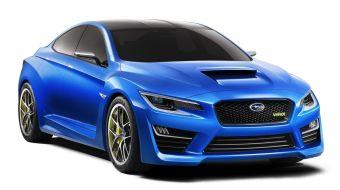 Ключевые дизайнерские решения, продемонстрированные на концепте Subaru WRX в Нью-Йорке в 2013 году, найдут применение в серийной Impreza следующего поколения.