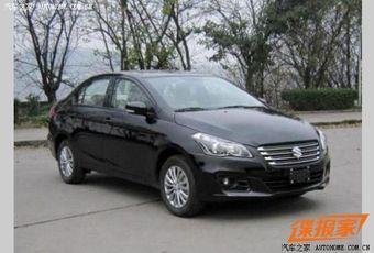 По предварительной информации, автомобиль построен на платформе Suzuki SX4 S-Cross.