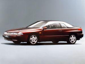 Subaru разрабатывает «преемника» для купе SVX