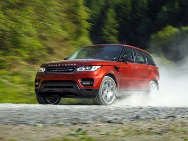 Самая мощная версия Range Rover Sport получит 540-сильный двигатель