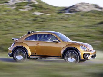 По сравнению с базовой версией модели вседорожный «Жук» получит увеличенный на 50 мм (примерно до 185 мм) клиренс и расширенную на 29 мм колею. Ожидается, что производственная версия Beetle Dune будет предлагаться только в переднеприводном исполнении.