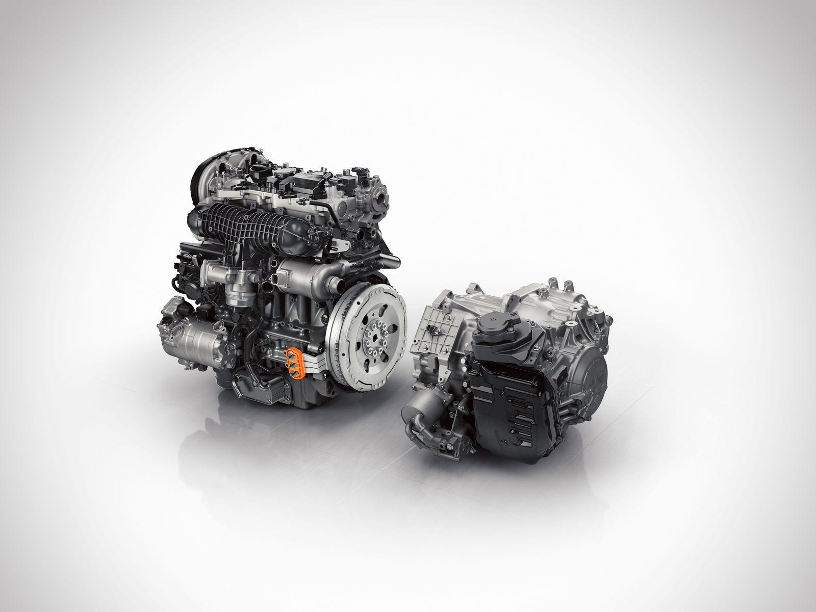 вольво двигатель 13 440 л.с схема топливной системы